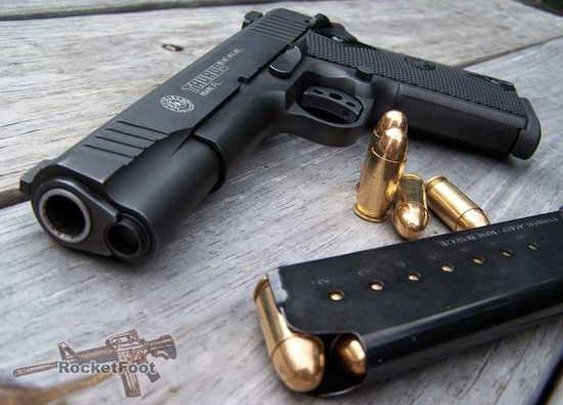 Top 10 Most Popular Firearms