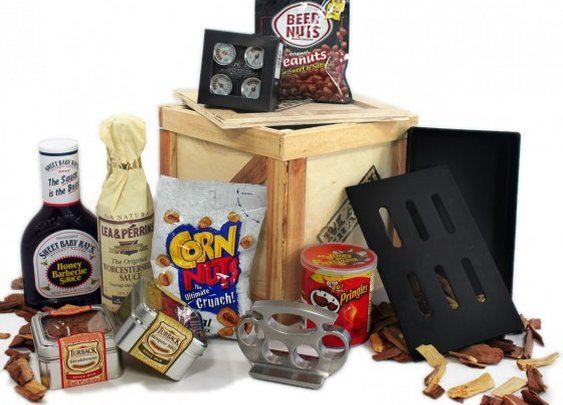 Grill Master Crate