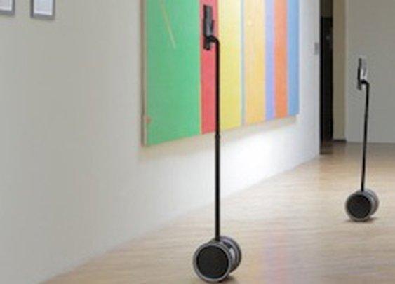 Double Robotics - Wheels for your iPad