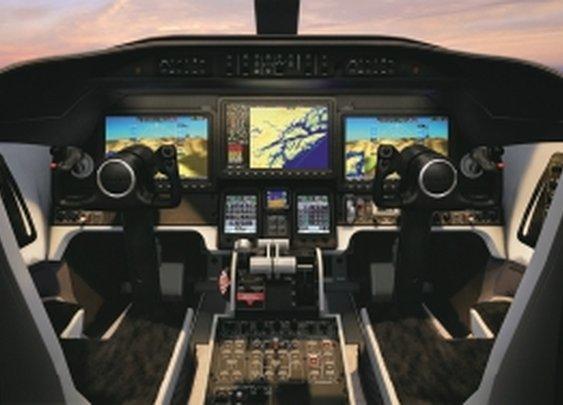 Garmin G5000 Adds Vision to Learjet Cockpit | Aviation International News