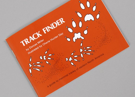 TRACK FINDER: A GUIDE TO MAMMAL TRACKS OF EASTERN NORTH AMERICA