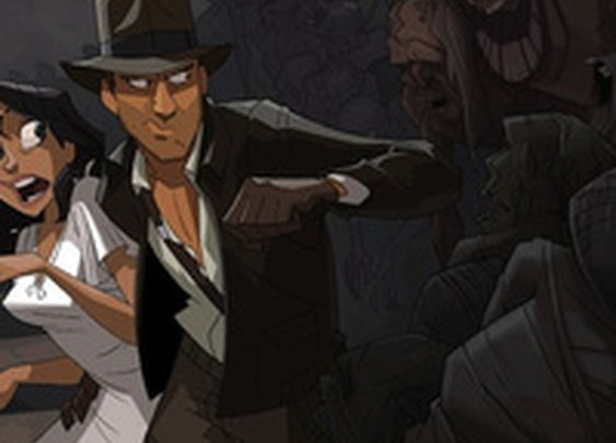 What if Indiana Jones continued his adventures in an animated series?
