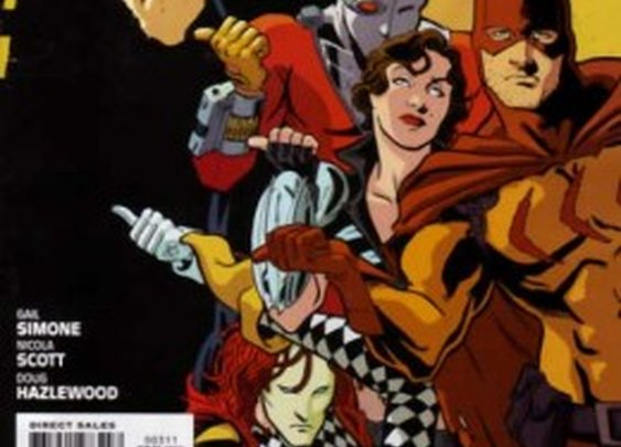 Gail Simone's Secret Six