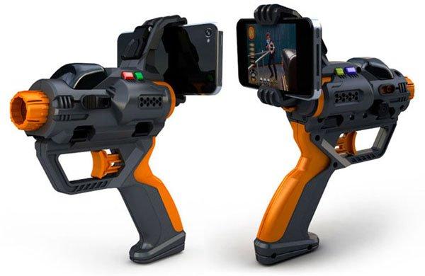 Smartphone Laser Tag