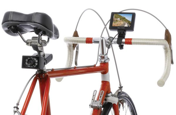 The Bicycle Rear Video Camera:
