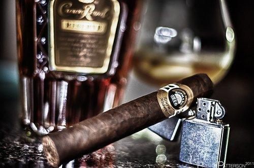 Crown - Cigar - Class