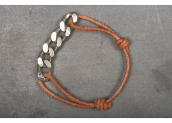 CHAIN BRACELET 100% Made in France - Vacances Françaises