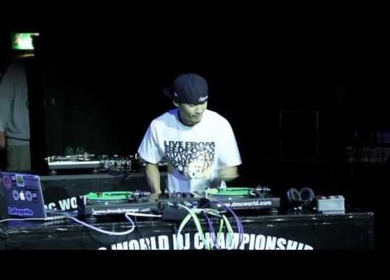 Let DJ Izoh, world champion turntablist, play us into the weekend | Video | 6:06