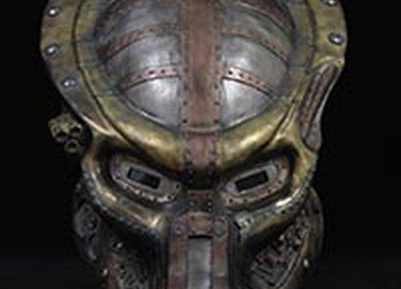 Steampunk Predator Environment Helmet