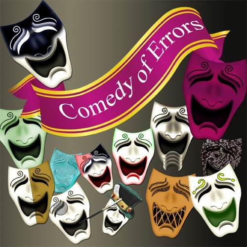 Cat-Tales: Comedy of Errors