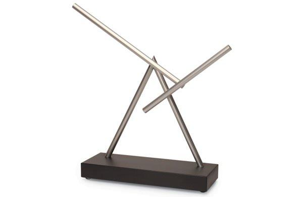 Swinging Sticks Sculpture