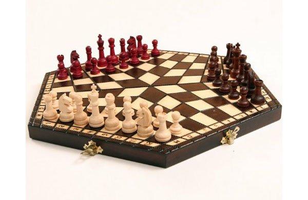 3 Player Chess Set