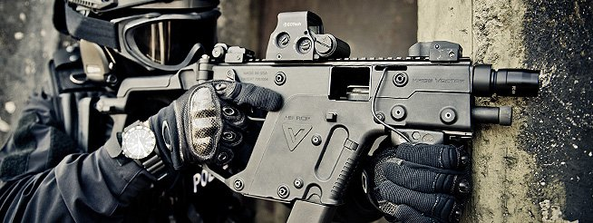 Vector SBR .45 ACP