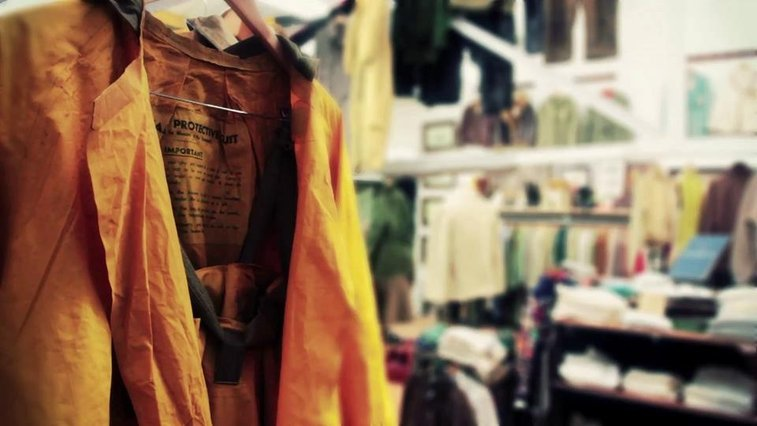Look around London's premier vintage menswear showroom | Video | 2:41