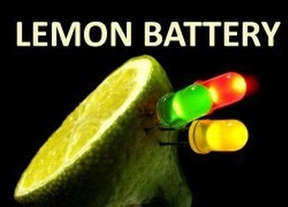 Create a  Lemon Battery - YouTube