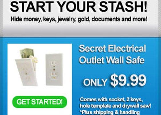 How to Build a Secret Bookcase Door | StashVault
