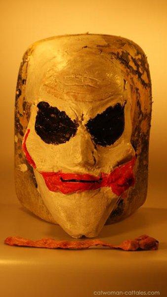 Joker Sculpture