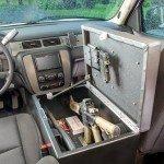 Console Bunker Firearm Storage | StashVault