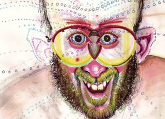 Artist Takes Every Drug Known to Man, Draws Self Portraits After Each Use