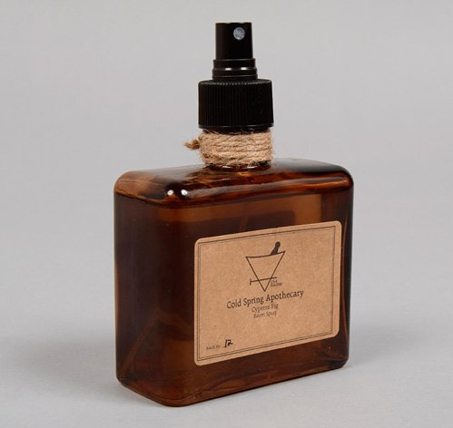 COLD SPRING APOTHECARY :: CYPRESS FIG ROOM SPRAY