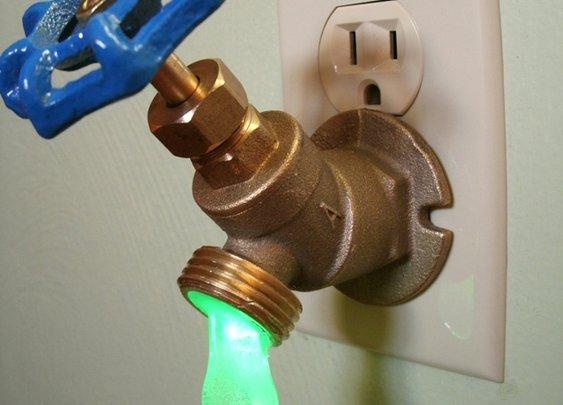 Drippy Faucet Nighlight
