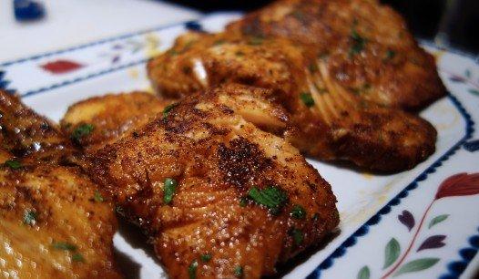 Recipe: Blackened Salmon