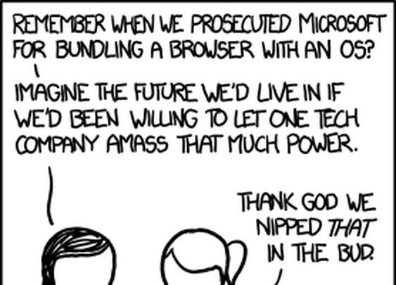xkcd: Microsoft