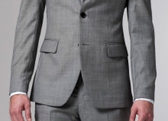 The Essential Gray Suit | Indochino