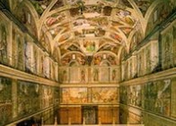 Overview of The Sistine Chapel