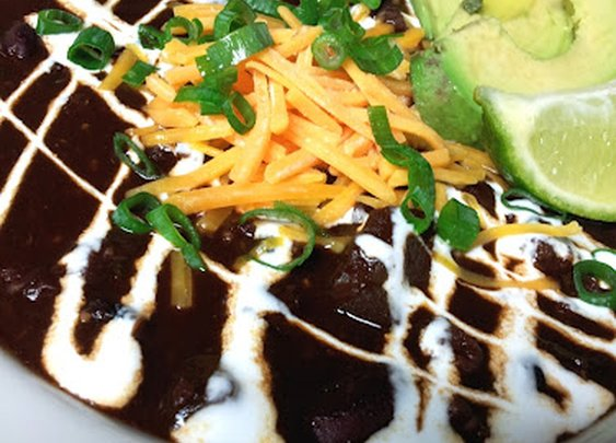 Recipes - Mole Chili