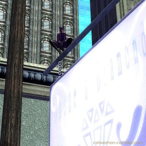 City of Heroes: Catwoman - Perch