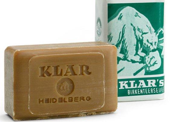 Klar's Birch Tar Soap