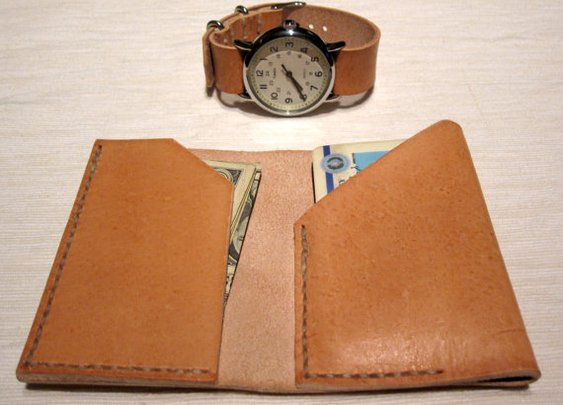 Slimline and Rugged - Wallet/Watch Combo by MotorStreet