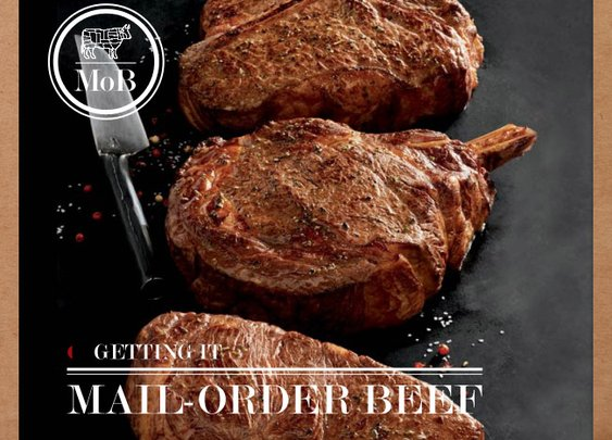 10 Mail-Order Beef Companies, A Survey