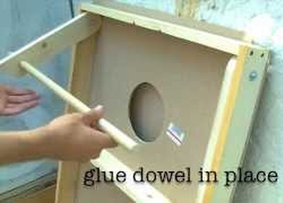 How to make a Corn Hole board - YouTube