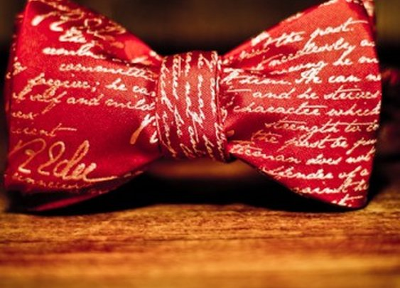 Robert E Lee Bow Tie Definition of a Gentleman