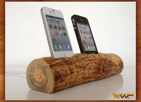 iPhone 4S / iPhone 5 dual docking station