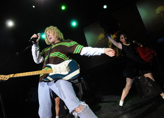 'Weird Al' Yankovic Looks Back at 20 Years of 'Smells Like Nirvana'