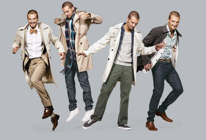 Upgrade Your Style   Men's Health