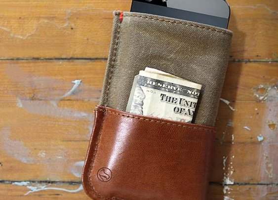 DODOcase Durables iPhone 5 Case | Gentleman's Gadgets