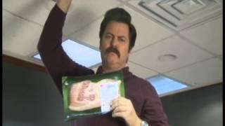 Ron Swanson: Bacon Shortage PSA