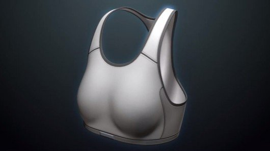 Smart bra acts as an early warning system for breast cancer