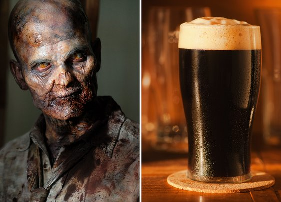 5 killer beers for 'The Walking Dead' (and other zombies) - Bites