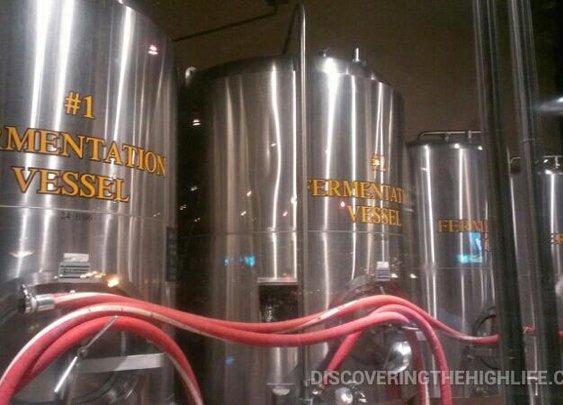Goota love fresh beer.