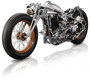 Chicara Nagata and motorcycle as the meaning of life with perfect design
