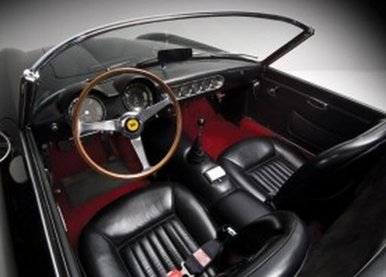 What's Your Eleanor? – If You Have the Means Edition interior Ferrari 250 GT California – Hooniverse