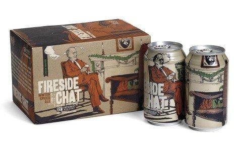 21st Amendment Fireside Chat Brew