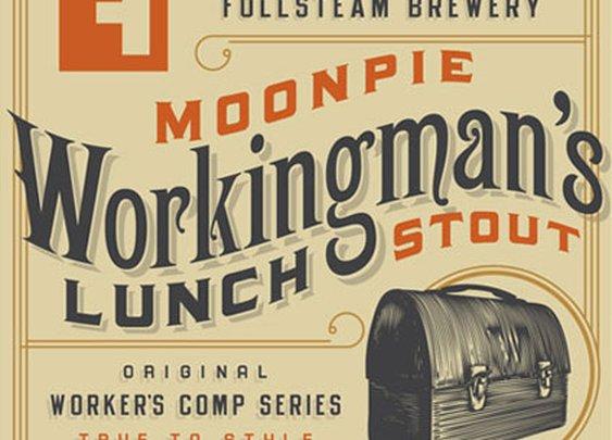 Fullsteam Brewery Branding