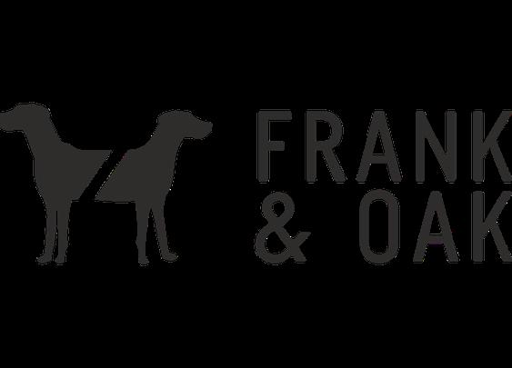 Frank & Oak.