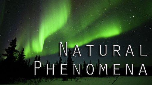 Natural Phenomena - VideoSapien on Vimeo